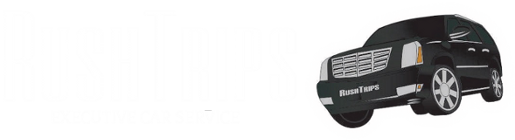 RushTrips Executive Car Service | Flower Mound, TX Logo